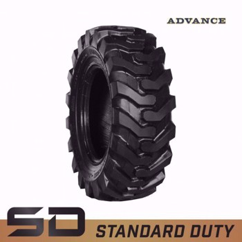 12.5/ 80x18 Advance Backhoe/Skid Steer Tire - Standard Duty