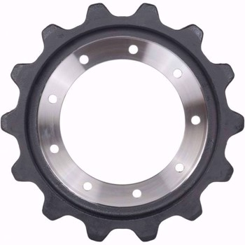 Aftermarket Gehl, Mustang, Takeuchi Sprocket 08811-60110 -Heavy Duty 9 Bolt Holes, 14 Teeth