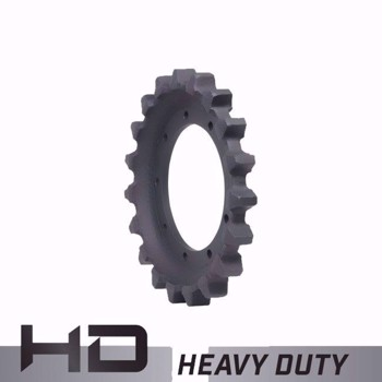 Aftermarket CAT 304CR, 305CR Sprocket 158-4795 - Heavy Duty 9 Bolt Holes, 19 Teeth