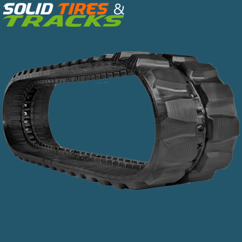 "Picture of 16"" Excavator Rubber Track 400x72.5x76 (W) - Heavy Duty"